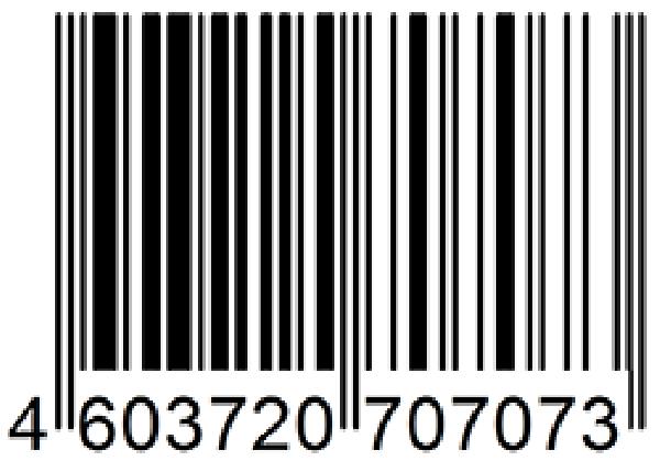 Код России на этикетке