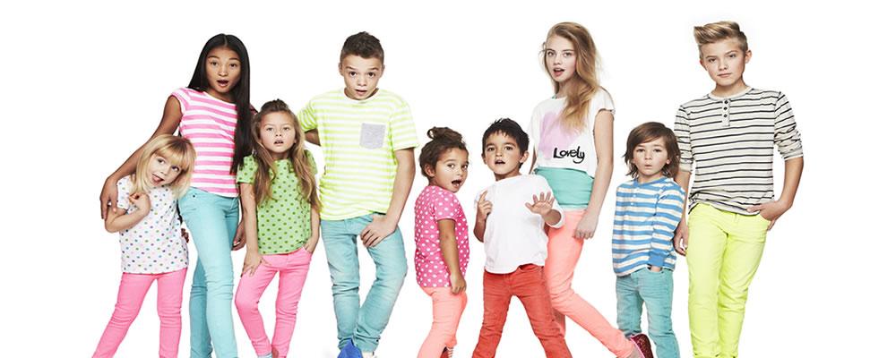 454200d62996 Размеры детской одежды на этикетках и ярлыках — Типография