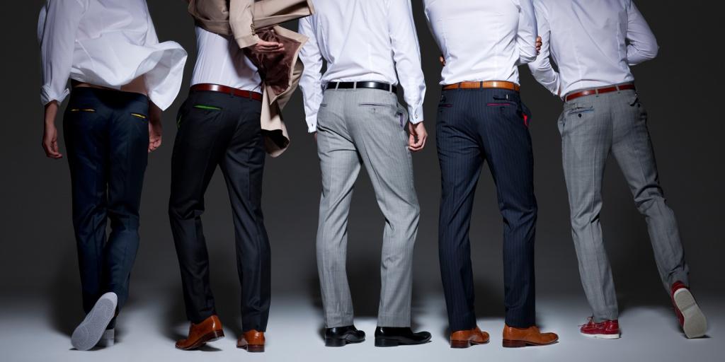 c043488dc573e Рекомендации по выбору мужских брюк — Типография